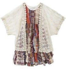 NWT Tween Diva Boho Dress & Lace Cardigan Set Outfit Size 12 Easter