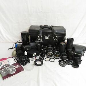 Vintage Collectable Canon F1 Film Camera