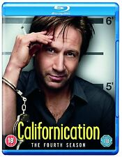 Californication - Season 4 Blu-ray, 2-Disc Set, BRAND NEW, FACTORY SEALED