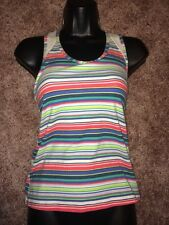 Women's Work Out RUNNING SUPPORTIVE TANK Top Size Small