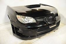 2006 2007 SUBARU IMPREZA WRX STI FRONT END CONVERSION INCLUDES WRC FRONT BUMPER