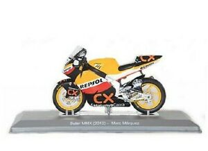 Marc Marquez 2012 - Suter MMX2   1/18 neuf en boite Moto GP miniature