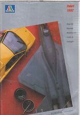 ITALERI PLASTIC MODEL Aerei Navi e kit di veicoli 1992 GAMMA DI PRODOTTI CATALOGO