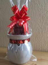Yankee Candle Wax Melts - Christmas Scents - Red  & Gold Bow - Stocking Filler