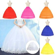Damen Petticoat Tüll Zum Schnüren für Hochzeit Ballkleid Unterrock Weich Bequem