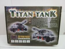 ELENCO INFRARED REMOTE CONTROL TITAN TANK 2 KITS