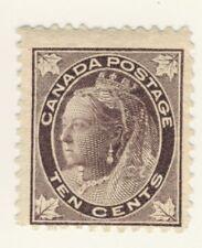 Canada Stamp Scott # 73 10-Cents Victoria ML Issue MH