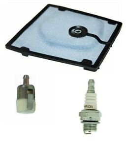 McCULLOCH 610, PM605, 650 655 690 AIR, FUEL, SPARK PLUG TUNE UP KIT