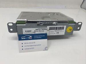 MODULE AUTORADIO SMEG MULTIMEDIA GPS RADIO PEUGEOT 308 5008 3008 9822730080 RCC