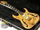 Ibanez 2002 Pgm 10Th Anniversary Paul Gilbert Model Natural for sale