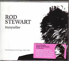 4 CD (NEU!) . Best of ROD STEWART 1964 - 1990 (Storyteller Faces Jeff Beck mkmbh