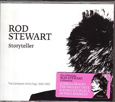 4 CD (NEU!) . Best of ROD STEWART 1964 - 1990 (Storyteller Faces Jeff Beck mkmbh