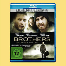 ••••• Brothers (Toby Maguire / Jake Gyllenhaal) (Blu-ray)