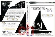 Knife in the Water, Noz W Wodzie (1962) - Roman Polanski  DVD NEW