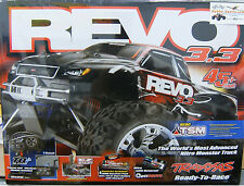 Traxxas Revo 3.3 RTR 4WD Nitro Monster Truck TSM 2.4Ghz TQi 3-channel TRA530973