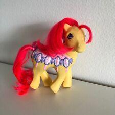 VTG MY LITTLE PONY MLP G1 Diamond Dreams Carousel Pony