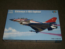 Trumpeter 1/72 Scale Chinese J-10S Fighter - Factory Sealed
