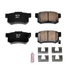 Disc Brake Pad Set Rear Power Stop Z23-536
