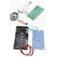 FM Radio Receiver Frequency Modulation Wireless Microphone PCB  ModuleDIY Kits