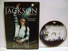 Michael Jackson: Life of a Superstar (DVD, 2009) KING OF POP, THE MAN,THE MUSIC