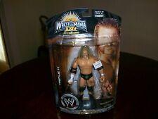 WWE Jakks WrestleMania 24 TRIPLE H DX Action Figure WWF Wrestling