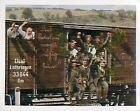 Railway Soldier military transports War Deutsches Heer WWI WELTKRIEG 1914 CHROMO