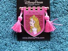 Disney * PRINCESS AURORA * Tapestry Banner Series * New on Card Trading Pin