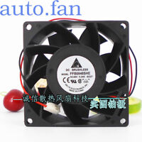 For DELTA FFB0848SHE Daul ball Cooling fan DC48V 0.24A 80*80*38MM 2pin