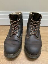 "Timberland Classic 6"" - Dark Brown - Men's Leather Boots - Size UK 10.5"