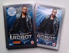 I Robot, Two Disc Special Edition DVD with Hardboard Jewel Case Cover