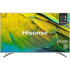"Refurbished Hisense 75"" 4K Ultra HD with HDR10 LED Freeview Play Smart TV withou"