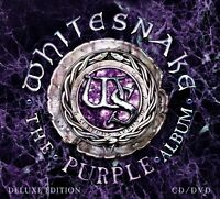 WHITESNAKE - THE PURPLE ALBUM (DELUXE EDITION)  CD + DVD NEU