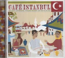 Café Instanbul: Minarets And Mosques, Turkish Delight And The Black Sea- CD