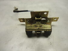1999 Isuzu Rodeo Trunk Lock Latch