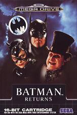 ## SEGA Mega Drive - Batman Returns / MD Spiel ##