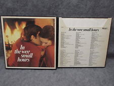 In The Wee Small Hours (6) Record Box Set 33 LP 6P-6113 Columbia House 1974