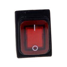 Interrupteur à bascule à basculement étanche AC250V/16A AC125V/20A