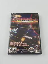 Armada 2526 PC CD ROM TriSynergy Ntronium Matrix Games Windows XP/Vista/7