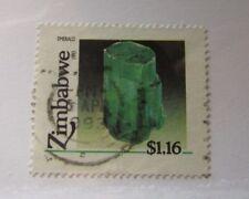 1993 Zimbabwe SC #681 EMERALD used stamp