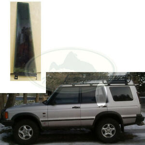 LAND ROVER REAR DOOR FIXED QUATER GLASS LH SUNDYM DISCOVERY 2 II CVB102650 USED