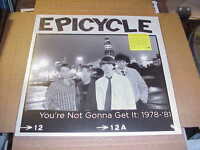 LP:  EPICYCLE - You're Not Gonna Get It 78-81 SEALED CHICAGO PUNK POWER POP KBD