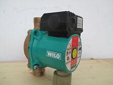 Wilo Pumpe  Star Z 20 / 1  Brauchwasserpumpe Trinkwasser  1 x 230 V  P14/19