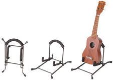 Kinsman KMU10 Foldable Ukulele Stand (Electric and Acoustic Ukuleles)