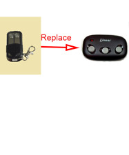 Linear Garage Door Opener Key Chain Remote Control Part For LD033 LS050 LC075