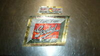1950s BEER LABEL, AMERICAN USA GOEBEL BREWERY DETROIT MICHIGAN, PRIVATE STOCK 2