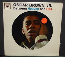Oscar Brown Jr Between Heaven and Hell LP vinyl record SEALED New soul mono