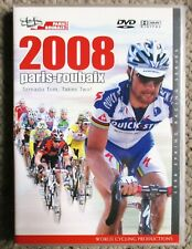 2008 Paris - Roubaix World Cycling Productions 2 DVD set Very Clean Tom Boonen