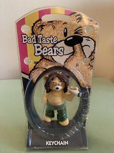 Bad Taste Bears - Marley Keyring. Keychain. Bob Marley Bear