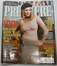 Premiere Magazine Ben Affleck Rebecca Stamos April 2004 070815R