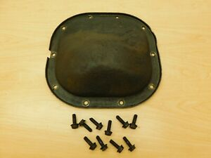 REAR AXLE COVER 10 BOLT - 10-1/2 X 10-1/4 1966-1970 BUICK FULL SIZE 69BE1-9K6